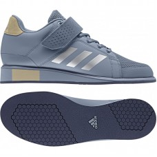 Adidas Power Perfect III Weight Lifting Shoes - Sky