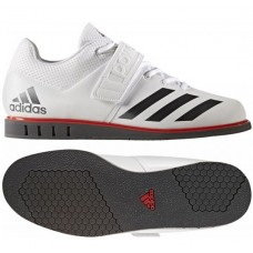 Adidas Powerlift 3.1 Weight Lifting Shoes - White