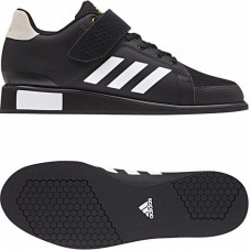 Adidas Power Perfect III Weight Lifting Shoes - Black