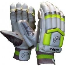 Cicada Impetus Lime Batting Gloves