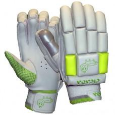 Cicada Impetus Lime Junior Batting Gloves