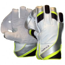 Cicada Impetus Lime Wicket Keeping Gloves