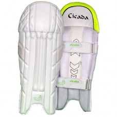 Cicada Impetus Lime Wicket Keeping Pads