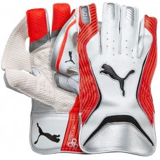Puma Evo 1 Red Wicket Keeping Gloves