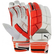 Puma Evo 2 Red Batting Gloves