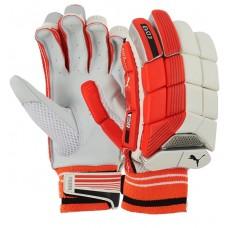 Puma Evo 3 Red Batting Gloves