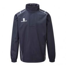 Moddershall & Oulton CC 1/4 Zip Rain Jacket